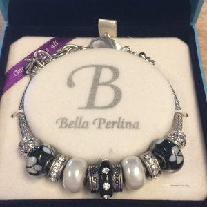 Bella Perkins Charm Bracelet